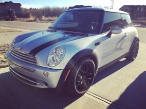 2006 Mini Cooper - Studded Winter Tires - PRICE REDUCED