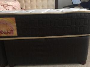 1 day used King Koil mattress