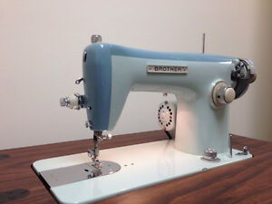 Vintage Brother Sewing Machine Model 1361A