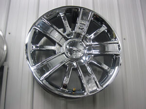 chevrolet 20'' high country wheels