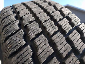 Cooper Weather Master S/T 2 Winter Tires and Rims x 4