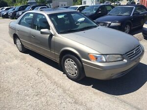 1999 Toyota Camry LE $1650 Cert  !!!