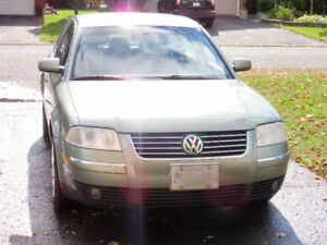 VW 2003 Passat price to sell