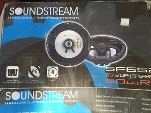 "6.5"" car audio speakers for sale"