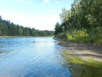 Stunning Riverfront Acreage Within City Limits