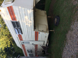 Completely renovated 28 ft.5th wheel trailer