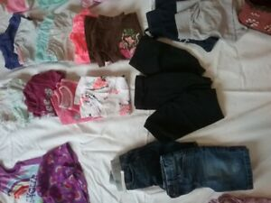 girl's size 4/5 summer clothes