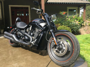 Harley-Davidson VRSCF Night Rod Special
