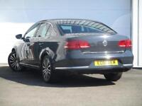 2011 Volkswagen PASSAT SPORT TDI BLUEMOTION TECHNOLOGY Manual Saloon