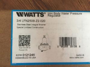 IRON BODY WATER PRESSURE REGULATOR