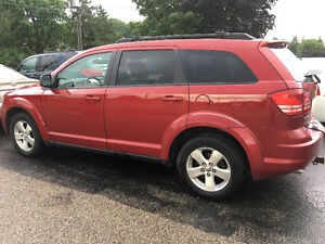 2009 Dodge Journey SXT SUV, 6 cylinder ,CERTIFIED !