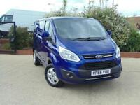 2016 Ford Transit Custom 2.0 TDCi 130ps Low Roof Limited Van 2 door Panel Van