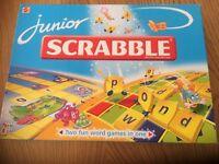 Boxed Junior Scrabble Board Game