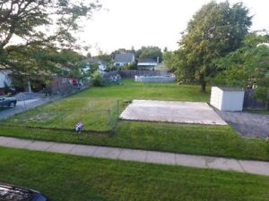 Building Lot For Sale- Niagara Falls, 129k