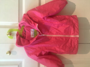 Girls Columbia 2t spring coat