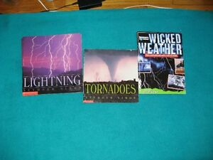 Primary/Jr weather Resource Books