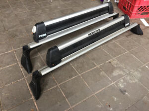 Porsche Roof Rack (with Thule attachment for skis)