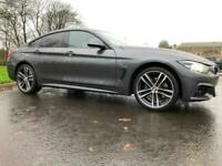2018 BMW 4 Series 420i GRAN COUPE X Drive M Sport 5dr Auto [Professional Media]
