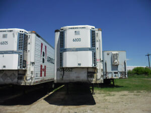 53 foot refer trailers