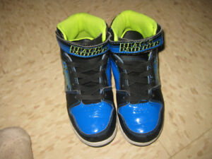 Two pairs of Child Light Up Sneakers