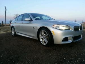 2012 BMW 535i xdrive, M-sport package