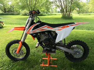 KTM 65SX - lots of extras!
