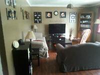 Main Floor HUGE 3 Bedroom Apartment in Duplex