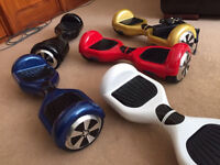 HOVERBOARD SEGWAY bluetooth built-in.Free Delivery to EDMONTON