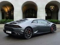 2015 Lamborghini HURACAN 5.2 V10 LP 610-4 LDF 4WD (s/s) 2dr Coupe Petrol Automat