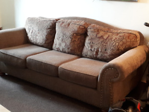 VARIETY of furniture items