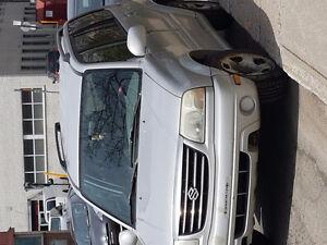 2002 Suzuki XL7 Pickup Truck