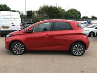 2021 Renault Zoe 100kW GT Line R135 50kWh Rapid Charge 5dr Auto HATCHBACK Electr