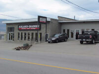 Penticton Industrial Area- Office Space