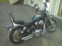 suzuki intruder 1400 air brush 2500 ferme