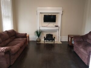 All Inclusive Newly Renovated Two Level 3 Bedroom Apartment
