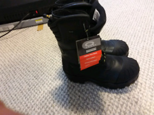 Winter safety boot