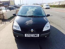 2007 07 Renault Scenic 1.5dCi ( 86bhp ) Dynamique Manual Diesel 1 Owner