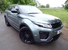 2016 Land Rover Range Rover Evoque 2.0 TD4 HSE Dynamic 3dr Auto Pan Roof! 4WD...