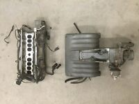 Ford 5.0L HO fuel injected upper and lower intake