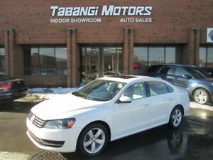 2015 Volkswagen Passat COMFORTLINE |NO ACCIDENTS | LEATHER | SUN
