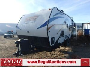 2012 PACIFIC COACHWORKS SANDSPORT 240FB TRAVEL TRAILER 240FB