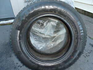 4 Kuhmo Winter Tires 205/65/15