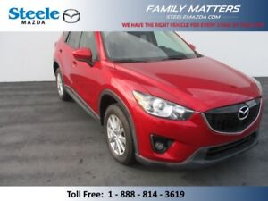 2015 MAZDA CX-5 GS (INCLUDES A NO CHARGE WARRANTY)