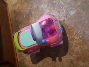 Toddler car
