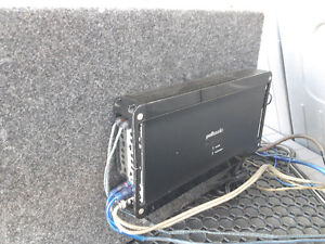 "Quality 5-Channel Amp + 12"" Alpine Type-R Sub"