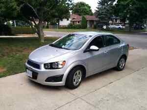 2012 Chevrolet Sonic - SAFETIED & E-TESTED, ONLY 45,500 KMS