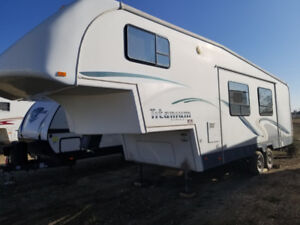 2005 Glendale Titanium 5th Wheel