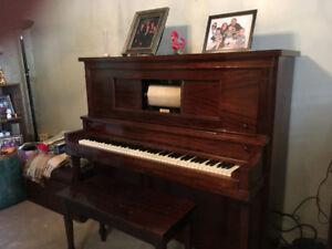 Piano mécanique à vendre
