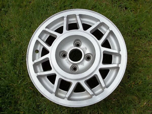 VW Alloy Wheel