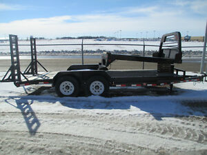 "18' X 6"" PJ EQUIPMENT TRAILER (CC) - NEW"